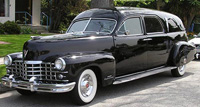 My Cadillac Hearse