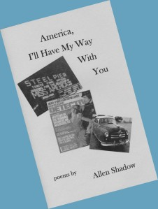 "Cover of poetry chapbook  ""America, I'll Have My Way With You"""